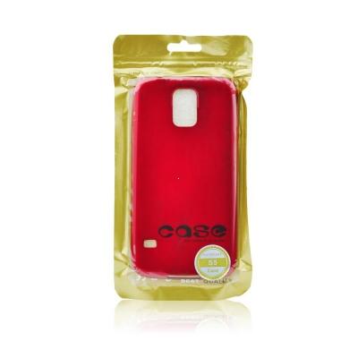 Pouzdro JELLY CASE FLASH Microsoft / Nokia 540 Lumia červená