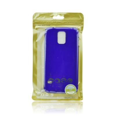 Pouzdro JELLY CASE FLASH Sony Xperia Z5 E6653 fialová