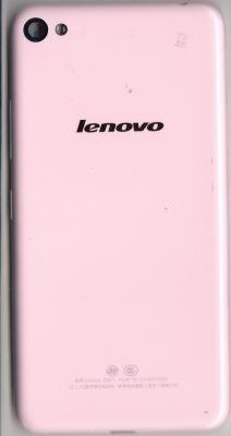 Lenovo S60 kryt baterie růžová