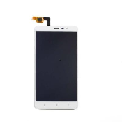 Dotyková deska Xiaomi Redmi NOTE 3 PRO + LCD bílá (150mm)