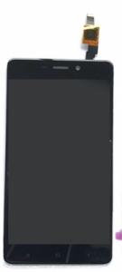 Dotyková deska Xiaomi Redmi 4 + LCD černá