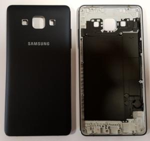 Samsung A500 Galaxy A5 kryt baterie dark blue / black
