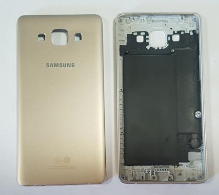 Samsung A500 Galaxy A5 kryt baterie zlatá