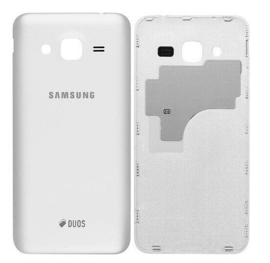 Samsung J320 Galaxy J3 (2016) kryt baterie bílá