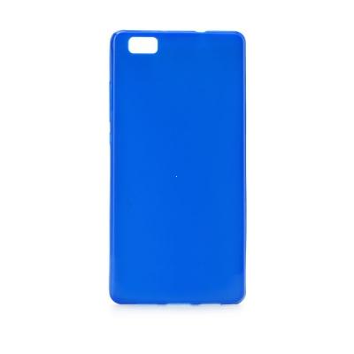 Pouzdro JELLY CASE BRIGHT 0,3mm Samsung G920 Galaxy S6 modrá
