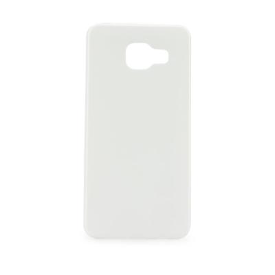 Pouzdro JELLY CASE BRIGHT 0,3mm LG K8 K350 bílá