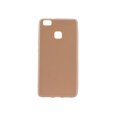 Pouzdro JELLY CASE BRIGHT 0,3mm LG K8 K350 zlatá