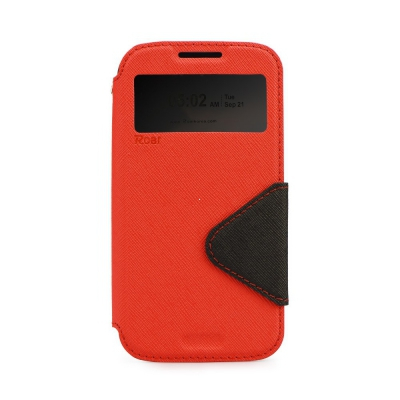Pouzdro FANCY Diary ROAR LG G5 H850 barva červená