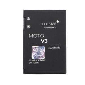 Baterie BlueStar Motorola V3, V3i, U6 950mAh Li-ion