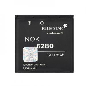 Baterie BlueStar Nokia 6280, 6233, N73, 9300 (BP-6M). 1200mAh Li-ion