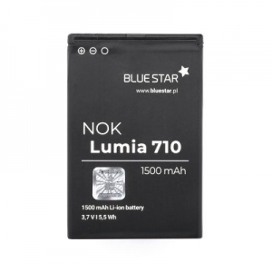 Baterie BlueStar Nokia 710 Lumia, 610 Lumia, 603 (BP-3L) 1500mAh Li-ion