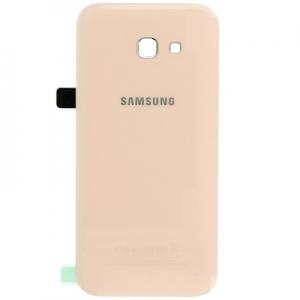 Samsung A520 Galaxy A5 (2017) kryt baterie + lepítka růžová