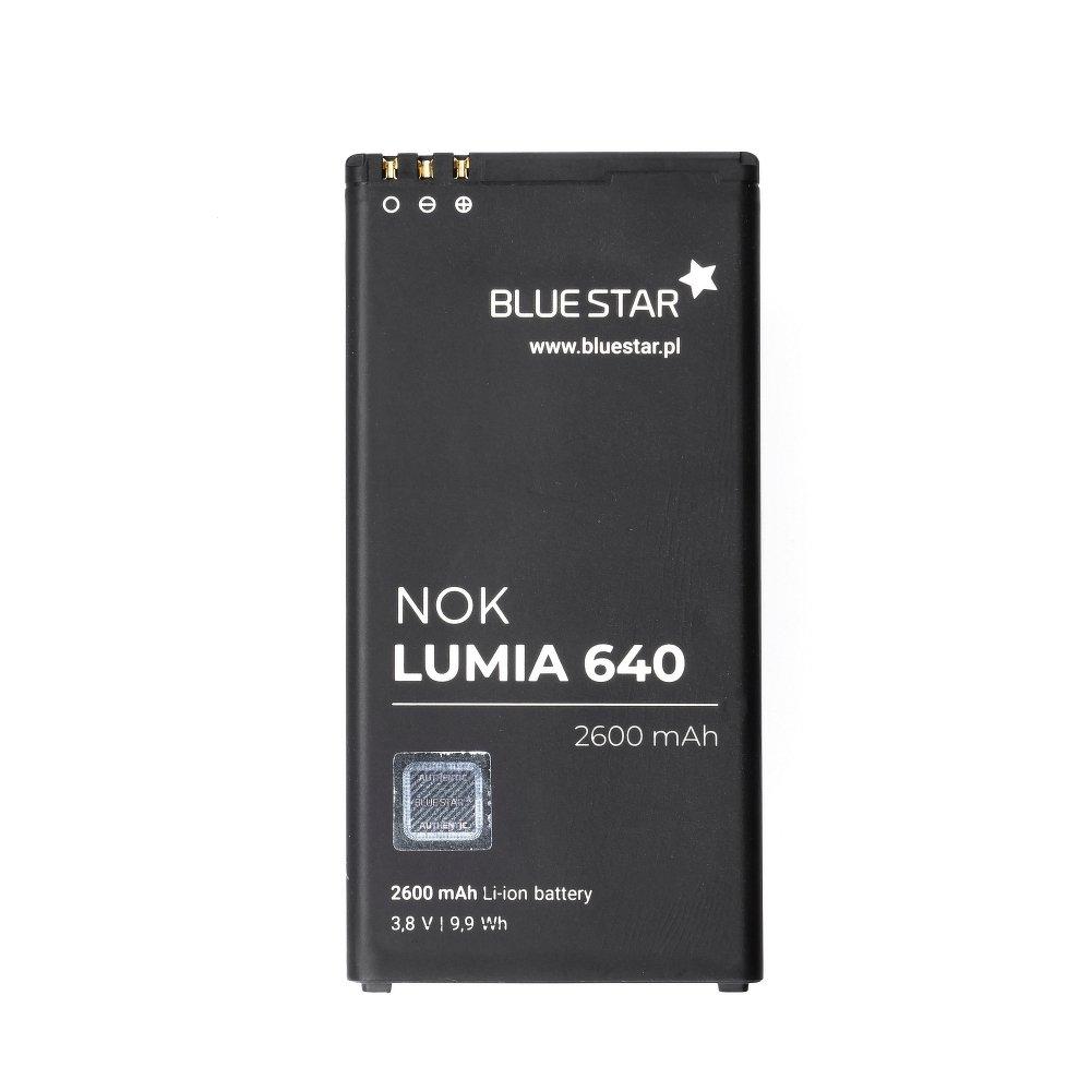 Baterie BlueStar Microsoft / Nokia 640 Lumia (BV-T5C) 2600mAh Li-ion