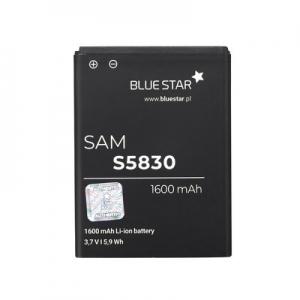 Baterie BlueStar Samsung S5830 Galaxy Ace, S5670 EB494358VU 1600mAh Li-ion
