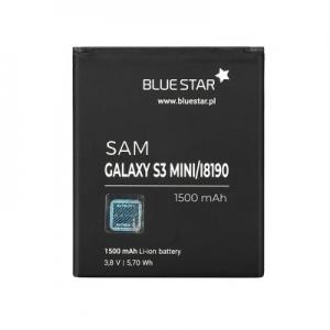 Baterie BlueStar Samsung i8190, i8200 Galaxy S3 mini EB-F1M7FLU 1500mAh Li-ion
