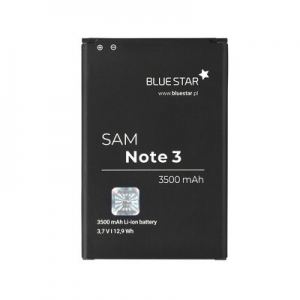 Baterie BlueStar Samsung N9000, N9005 Galaxy Note 3 EB-B800BE 3500mAh Li-ion