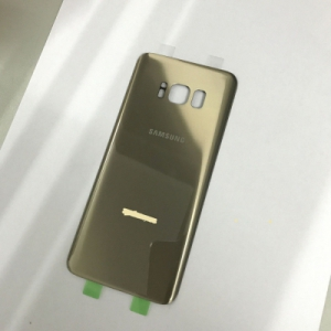 Samsung G950 Galaxy S8 kryt baterie + lepítka zlatá