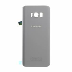 Samsung G950 Galaxy S8 kryt baterie + lepítka stříbrná