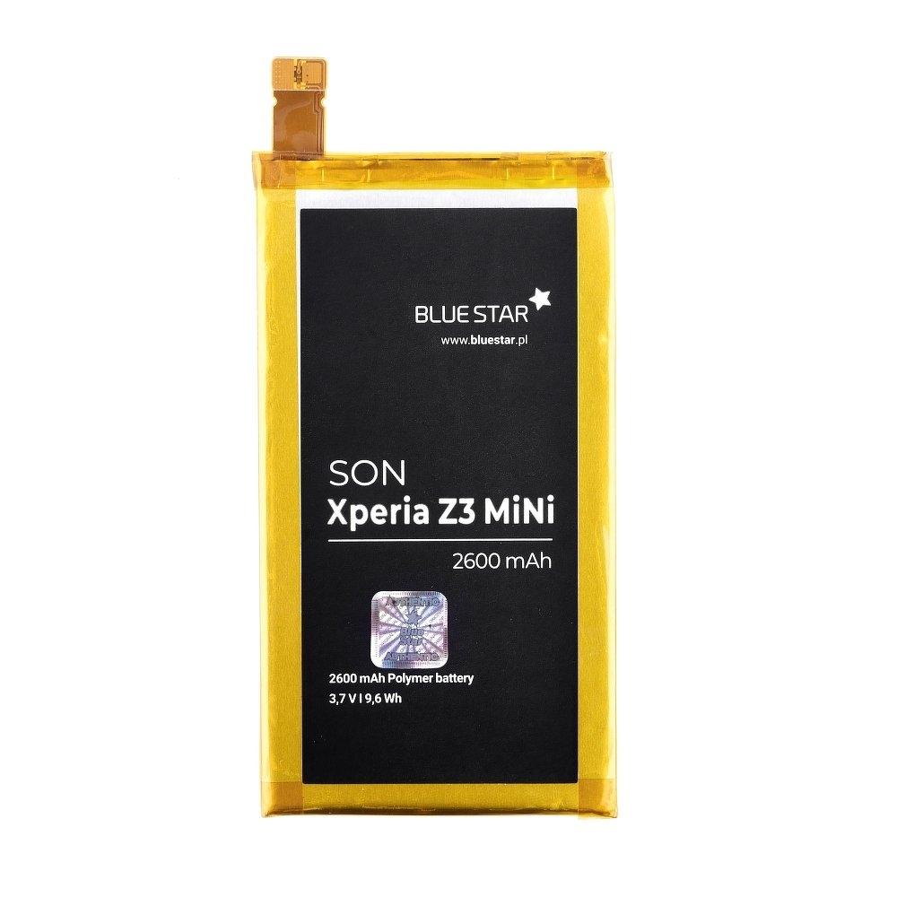 Baterie BlueStar Sony Xperia Z3 compact / mini D5803 2600mAh Li-ion