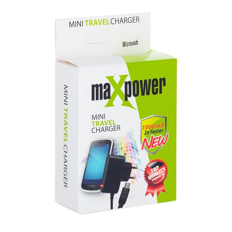 Cestovní nabíječ MaxPower Samsung L760, I900, S5230, S3650