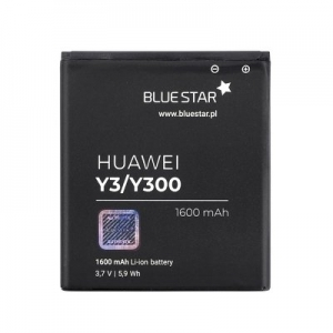 Baterie BlueStar Huawei Y3, Y300, Y360, Y500, Y540, G526, W1 (HB5V1) 1600mAh Li-ion