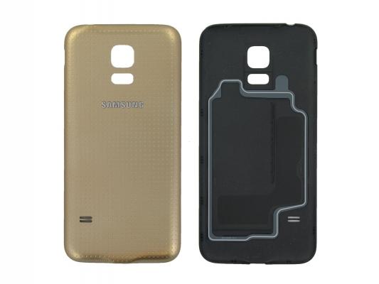 Samsung G800 Galaxy S5 mini kryt baterie zlatá