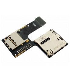 HTC Desire 500, 300 Flex čtečka SIM + microSD - verze 1 SIM