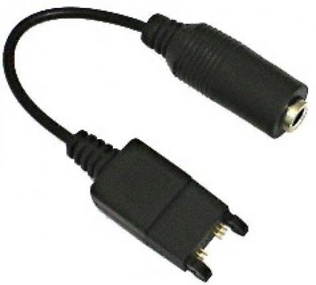 Audioadaptér 8cm SonyEricsson K700