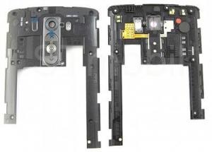 LG G3 D855 kryt zadní kamery osazený barva černá
