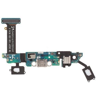 Samsung G920 Galaxy S6 flex pásek nabíjení + mikrofon