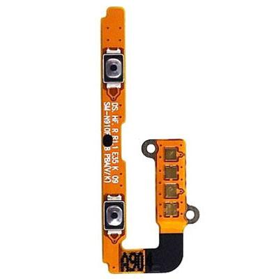 Samsung N910 NOTE 4 flex pásek boční tlačítka volume