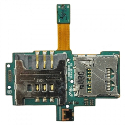 Samsung i9000 Galaxy S flex pásek SIM/MSD reader