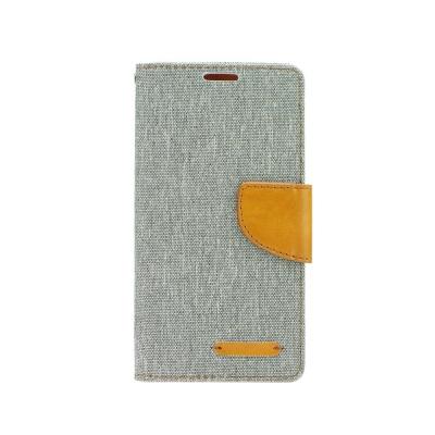 Pouzdro CANVAS Fancy Diary LG G5 H850 šedá