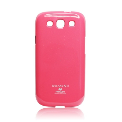 Pouzdro MERCURY Jelly Case Huawei P9  růžová