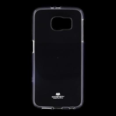 Pouzdro MERCURY Jelly Case Huawei Y7 transparentní
