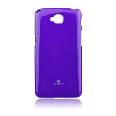 Pouzdro MERCURY Jelly Case Samsung G920 Galaxy S6 fialová