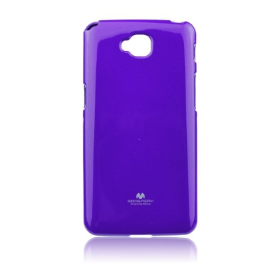 Pouzdro MERCURY Jelly Case Samsung G935 Galaxy S7 Edge fialová