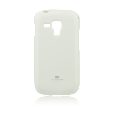 Pouzdro MERCURY Jelly Case Samsung A710 Galaxy A7 (2016) bílá