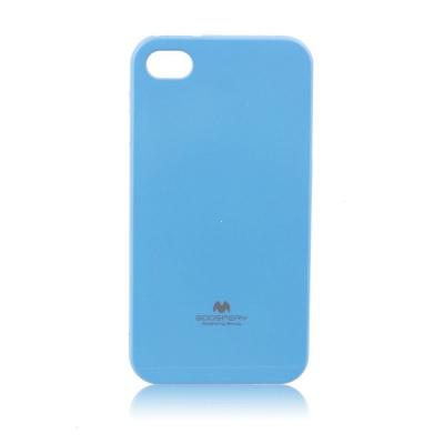 Pouzdro MERCURY Jelly Case Samsung G935 Galaxy S7 Edge světle modrá