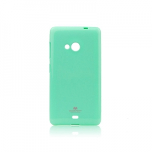 Pouzdro MERCURY Jelly Case Samsung G955 Galaxy S8 PLUS mint