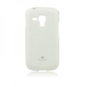 Pouzdro MERCURY Jelly Case Samsung G955 Galaxy S8 PLUS bílá