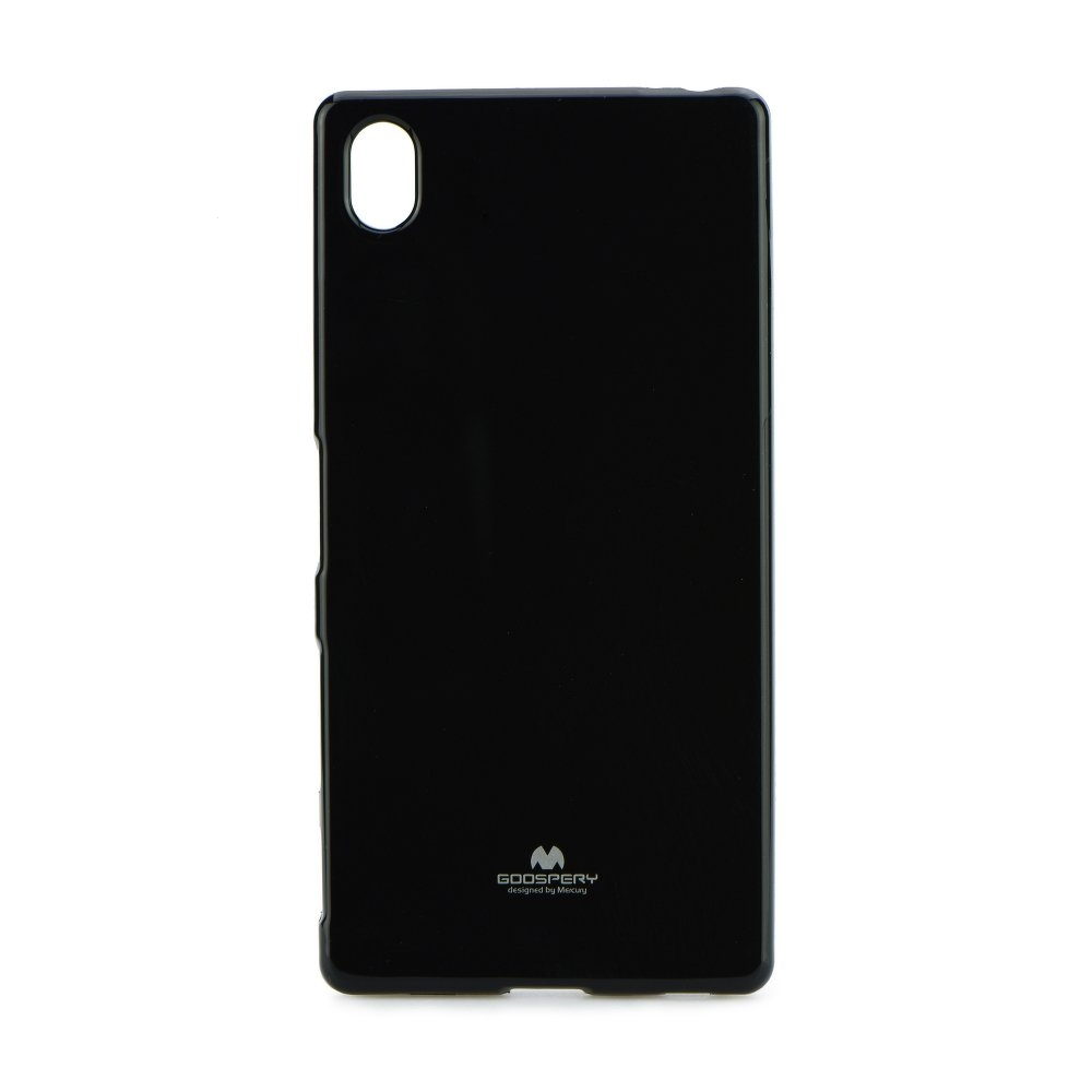Pouzdro MERCURY Jelly Case Samsung J530 Galaxy J5 (2017) černá