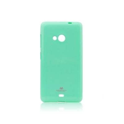 Pouzdro MERCURY Jelly Case Samsung J530 Galaxy J5 (2017) mint