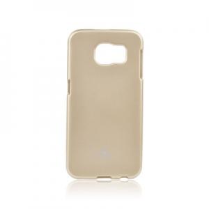 Pouzdro MERCURY Jelly Case iPhone 5, 5S, SE zlatá