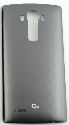 LG G4 H815 kryt baterie originál šedá / titan