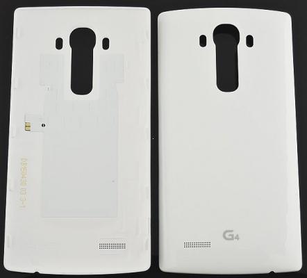 LG G4 H815 kryt baterie originál bílá