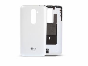 LG G2 D802 kryt baterie - bez NFC originál bílá