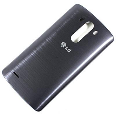LG G3 D855 kryt baterie originál černá / titan