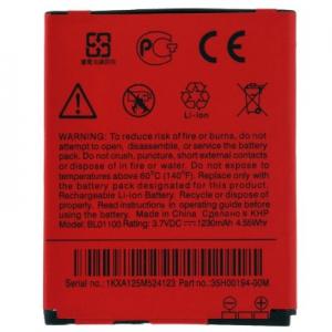 Baterie HTC BA S850 BL01100 1230mAh Li-ion (Bulk) - Desire C