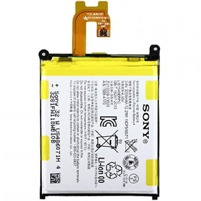 Baterie Sony Xperia 1277-3687 (LIS1543ERCP) 3200mAh Li-ion (Bulk) - Z2